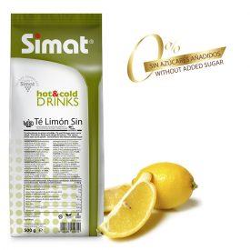 Thé de citron sans sucre