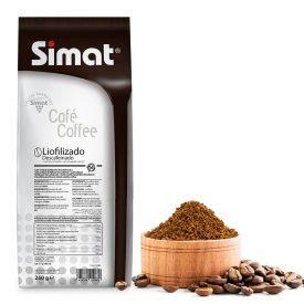 CAFÉ LIOFILIZADO DESCAFEINADO