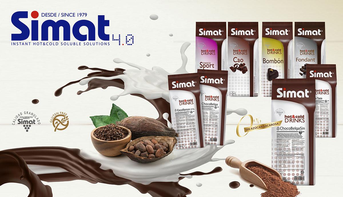 Cacaos Solubles 4.0 con mejor funcionalidad y variedad